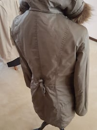 Women's Jacket with hood Burnaby, V5A 3M5
