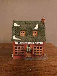 Dickens Department 56 White Horse Bakery Sioux Falls, 57110