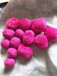 Pink and purple flower plush toy 亨德森, 89052