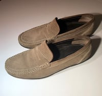 Bostonian 22794 Taupe Suede Loafers (10) Bethlehem, 18018
