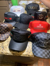black and red Gucci belt Houston, 77060