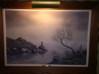 Original oil painting by W E Thibault gorgeous subtle colours and scenery beautiful addition to any wall! Ottawa, K1H 7K9