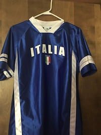 Italia Soccer jacket and jersey Peters, 15317