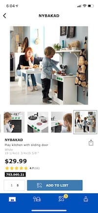 Kitchen for kids  play kitchen