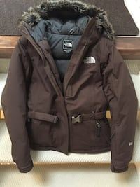 Parka- The North Face 550 down filled Oakville, L6H 2W7