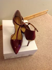 Brand new Calvin Klein leather heels size 9 and 10 3132 km