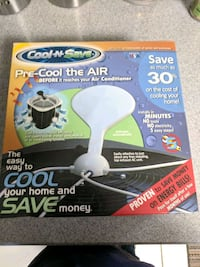 Cool n Save Kit -Precool Air Conditioner