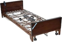 Hospital Bed with mattress - full electric Alexandria, 22311
