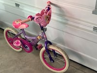 Toddler's purple and pink bicycle Aldie, 20105