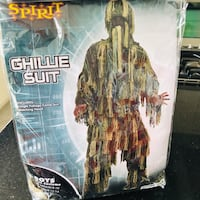 Boys Halloween Costume Ghillie Suit Vaughan, L4J 0G1