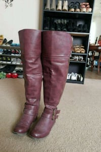 Over the knee boots Killeen, 76549