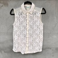 Urban Outfitters Lace Top Toronto, M4J 4N3