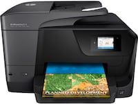 Brand New HP OfficeJet Pro 8710 All-in-One Printer Markham
