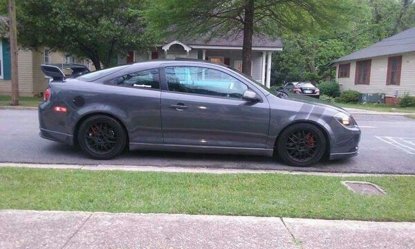 06 Chevy Cobalt SS Supercharged
