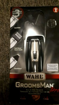 WAHL GROOMS MAN all in one  New Westminster