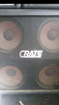 Crate speaker cabinet Atwater, 95301