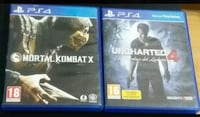 UNCHARTED4 Y MORTAL KOMBAT
