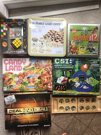 Fun board games  Port Coquitlam