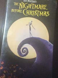 The nightmare before christmas by tim burton Zanesville, 43701