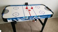 blue and white foosball table San Antonio, 78245