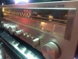Vintage sanyo stereo receiver/amplifier