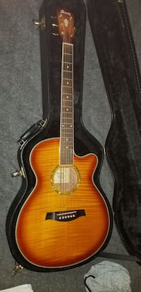 Ibanez Flamed Sycamore Acoustic Boca Raton, 33487