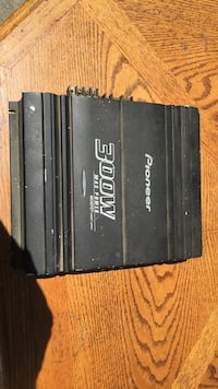 Pioneer 300W Max Power MOSFET Power Supply