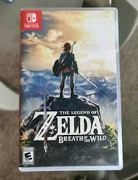 Zelda: Breath of the Wild for Nintendo Switch Elkhart, 46514