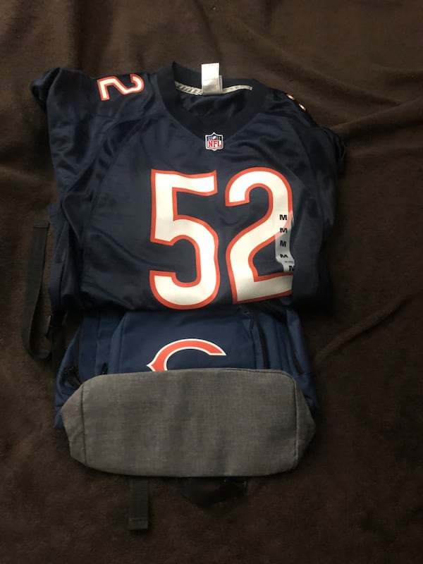 New NFL.  JERSEY AND BACK PACK $65 110c7670-bee9-4830-8755-c35be8c34ea9