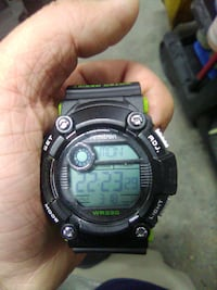 Water resistant watch