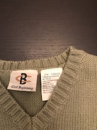 Toddle boy size 24 month sweater  Ashburn, 20147