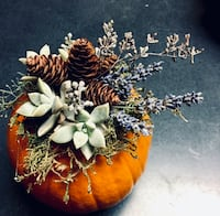 Pumpkin fall decor $12-$50 depending on size Bridgeport, 06604