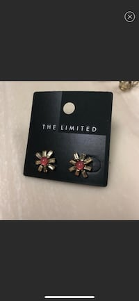 The Limited Earrings NWT Manchester, 03102