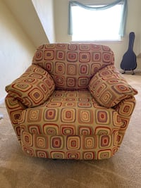 Eclectic Arm / Rocking Chair Suffolk, 23435