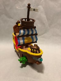 Fisher-Price Jake and The Never Land Pirates Pirate Ship Bucky Coquitlam, V3J 4V1