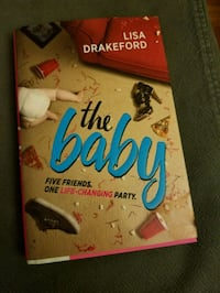 The Baby - Lisa Drakeford (hardcover) Toronto, M5T 2Y9