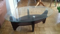 Glass Top Coffee Table Markham, L3T 3V7