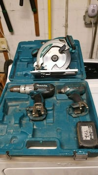 blue and black Makita cordless power drill Port Richey, 34668