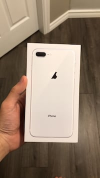 Used iPhone 8 Plus 64GB Silver Burnaby, V5A