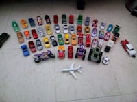 50+toy cars 719 km