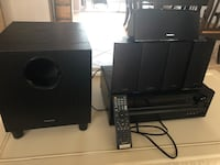 Speaker system for home theatre  Cape Coral, 33904