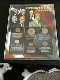 1996 American President 6- Piece Set Collection  Calgary, T2R 0S8