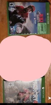 Xbox One Games *PLEASE READ DESCRIPTION* Sherwood Park, T8H 0P5