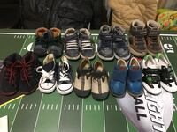 Kids shoes (Geox and more) Brampton, L6R 0P5