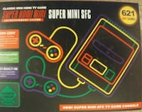Nintendo Style Video Game Console  Chatham-Kent, N7L 5G2