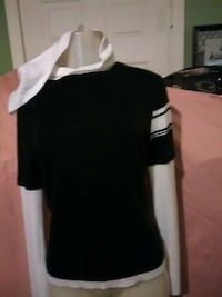 Blk an White hoodie sweater Southgate, 41071