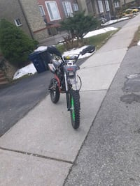 125cc dirt bike with ownership!!!!