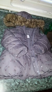 winter jacket 18-24months 545 km
