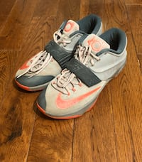 Nike KD 7 Calm Before The Storm Toronto, M5G 2H1