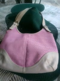 PINK/TAN COACH PURSE Lehigh Acres, 33936